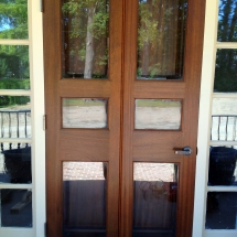 Entry Door by Woodcrafters
